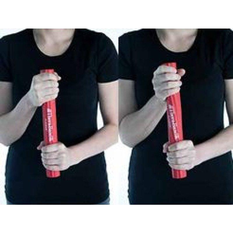 Thera-Band FlexBar Wrist Extension Inline