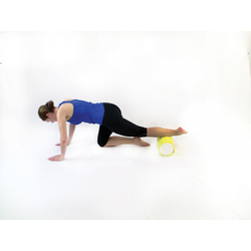 Pro Foam Roller with Wrap Anterior Tibialis and Peroneal Release
