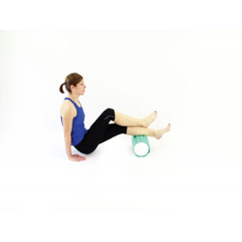 Pro Foam Roller with Wrap Isolated Gastroc-Soleus Release