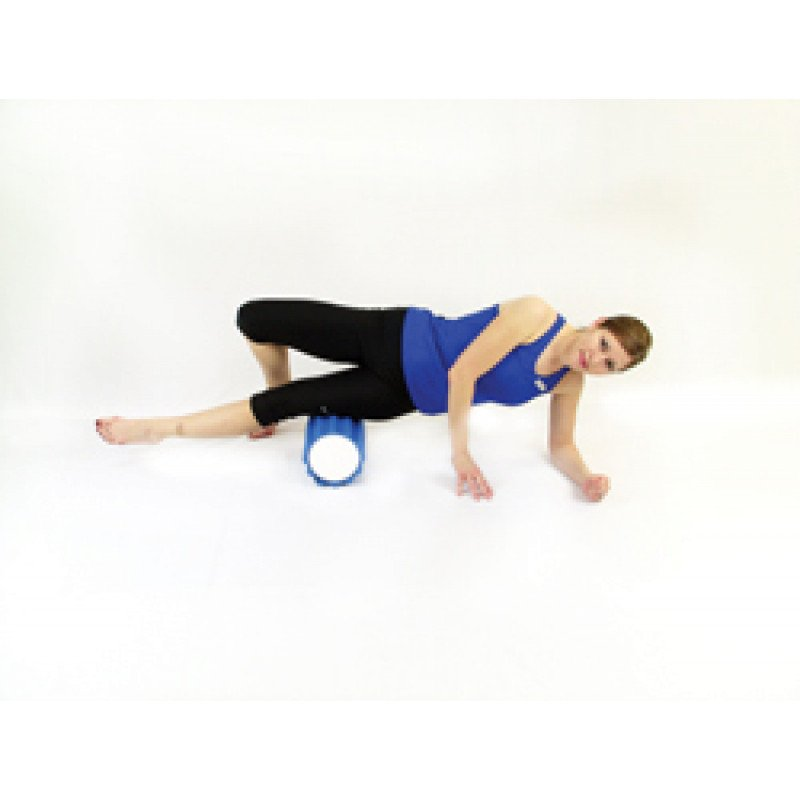 Pro Foam Roller with Wrap Isolated Progressive ITB Release