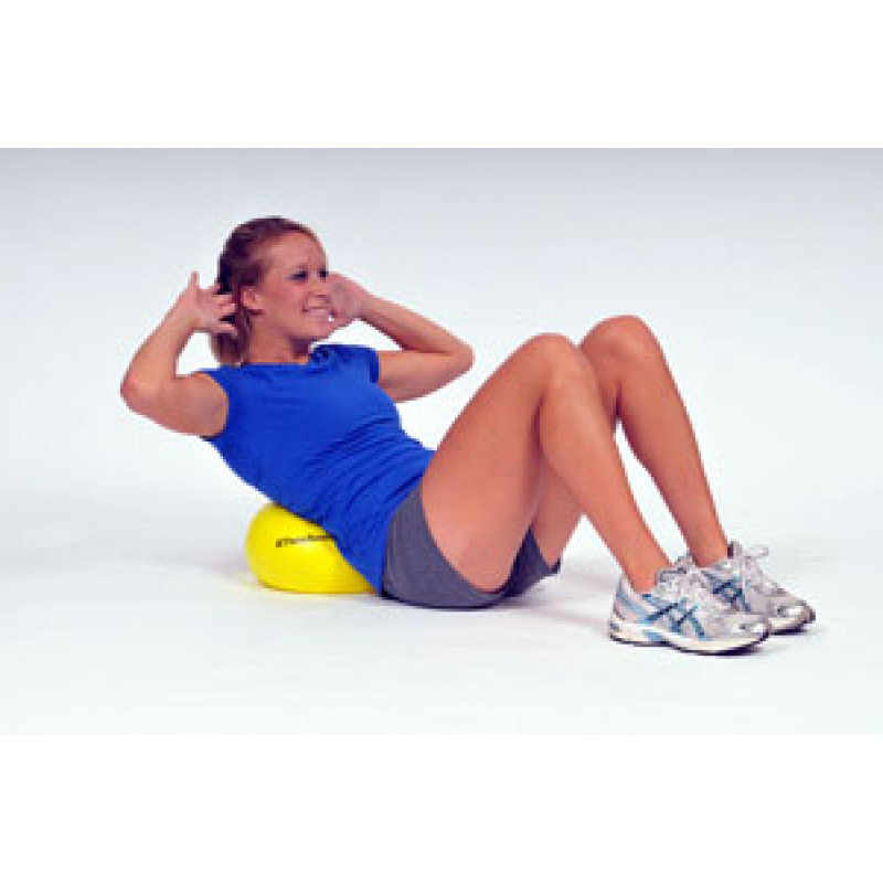 Thera-Band Mini Ball Abdominal Curl
