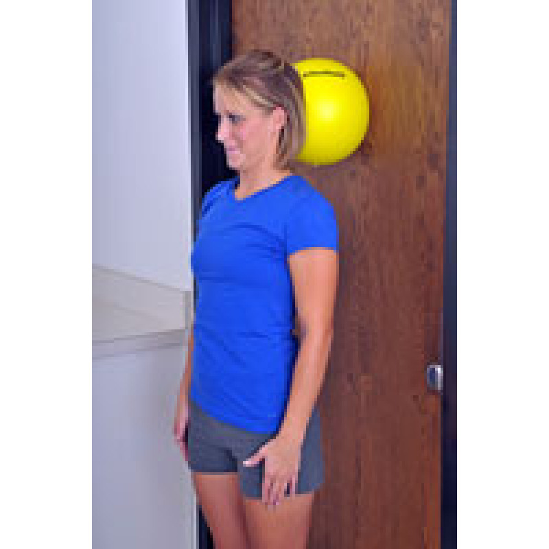Thera-Band Mini Ball Chin Tucks