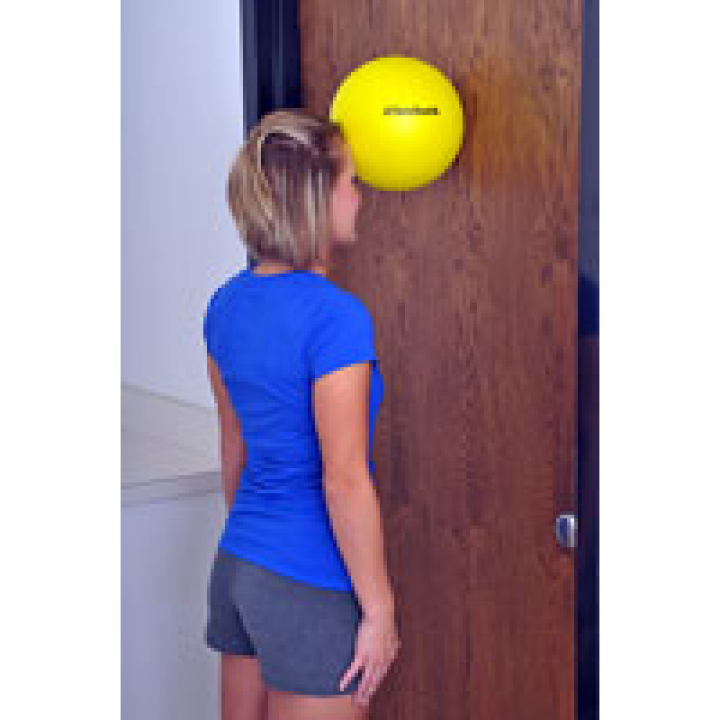 Thera-Band Mini Ball Deep Neck Flexors
