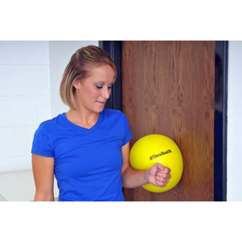 Thera-Band Mini Ball Shoulder Isometrics
