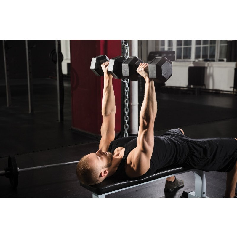 Muscle Activation When Performing the Chest Press and Shoulder Press on a Stable Bench vs. a Swiss Ball