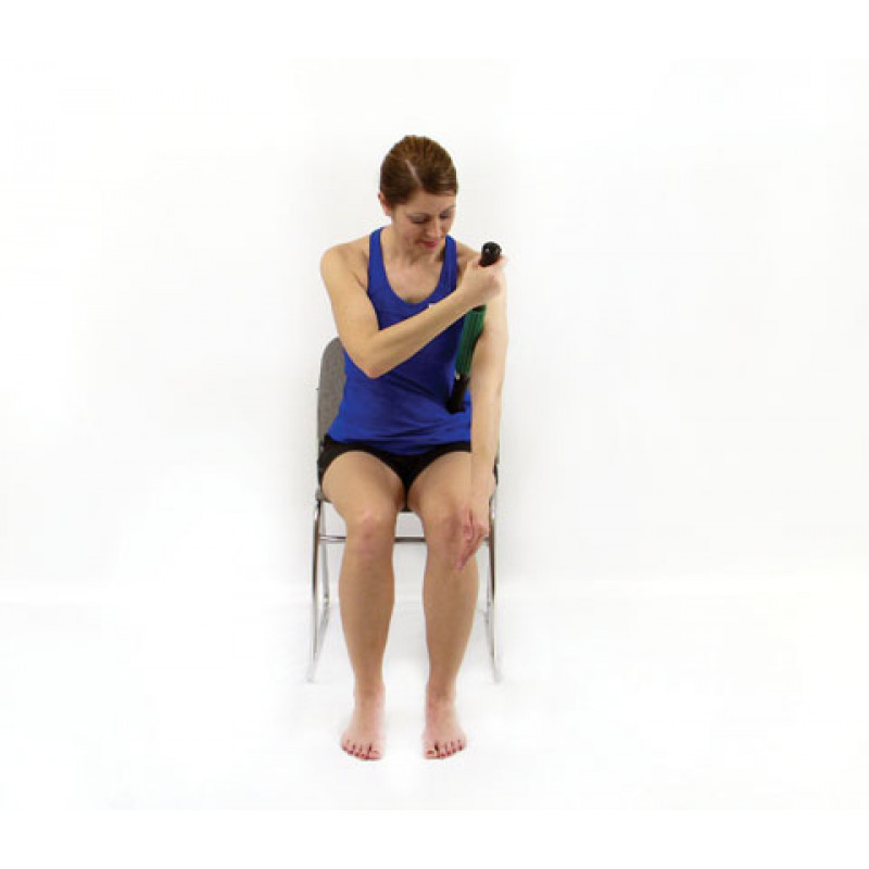 Roller Massager+ Shortened Biceps Release