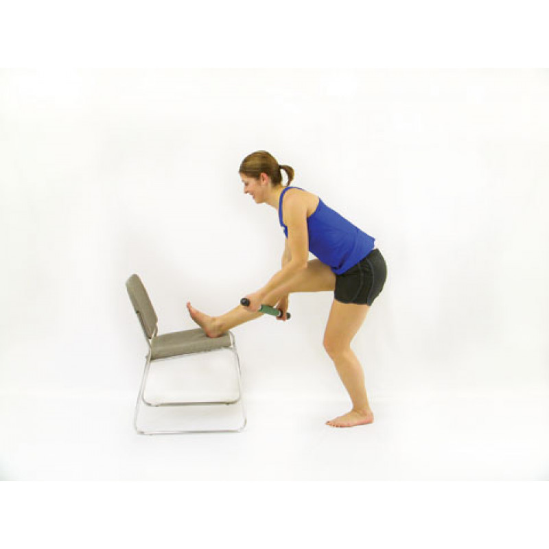 Roller Massager+ Elongated Calf Release