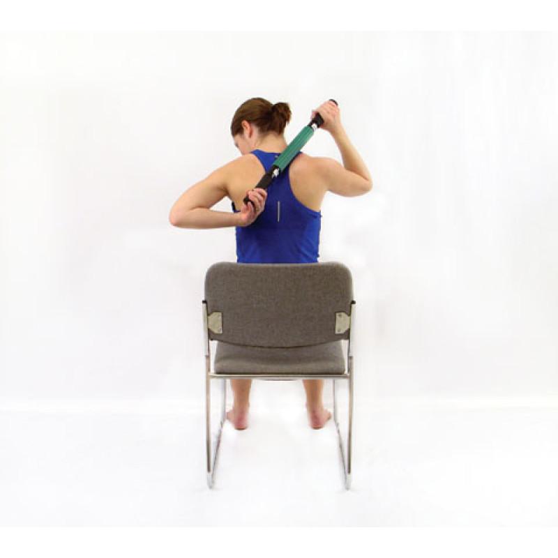 Roller Massager+ Elongated Deep Neck Release