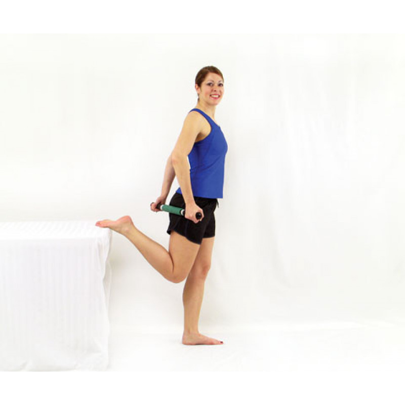 Roller Massager+ Shortened Glutes Release