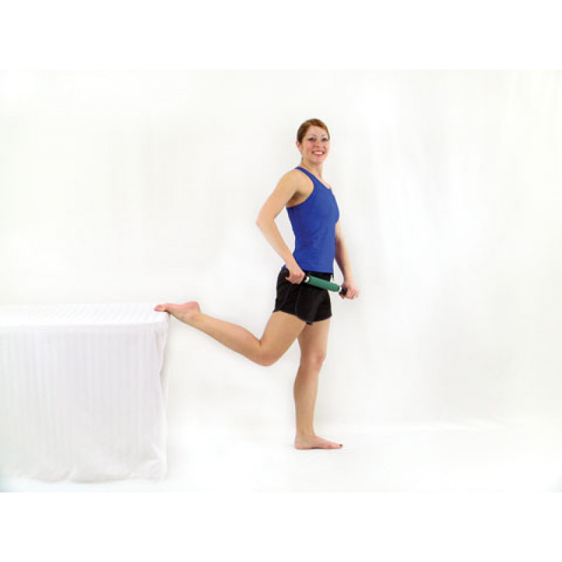 Roller Massager+ Elongated Hip Flexor Release