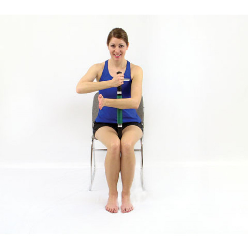 Roller Massager+ Elongated Inside Forearm Release