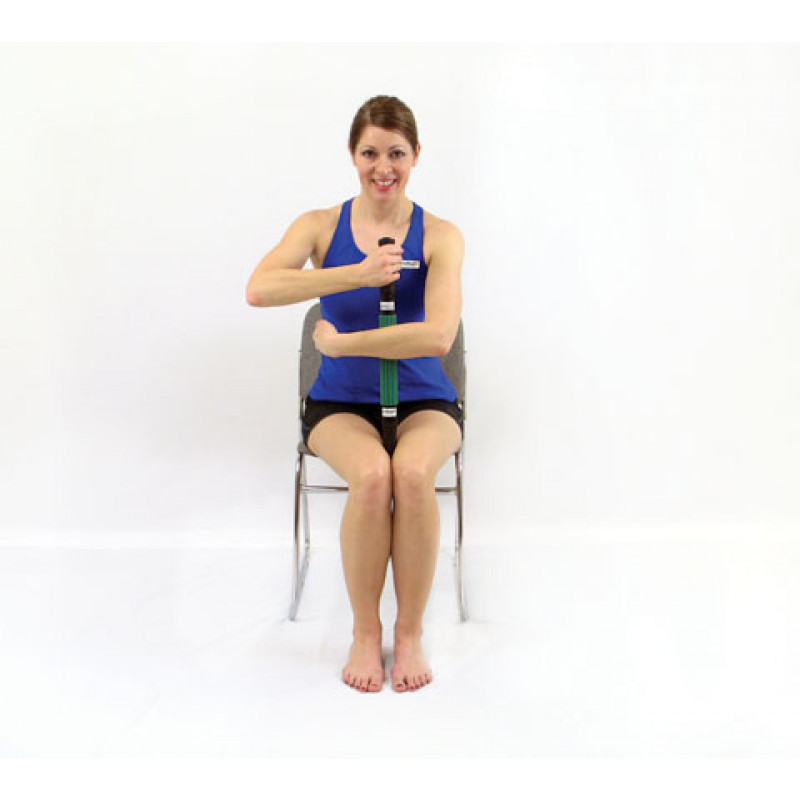 Roller Massager+ Shortened Inside Forearm Release