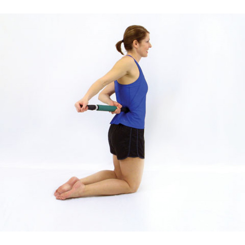 Roller Massager+ Back and QL Trigger Point Release