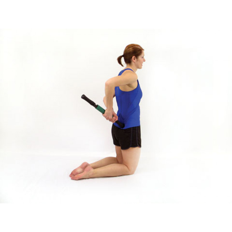 Roller Massager+ Glute Trigger Point Release