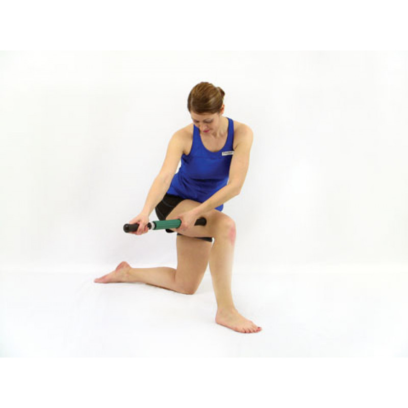 Roller Massager+ IT Band Trigger Point Release