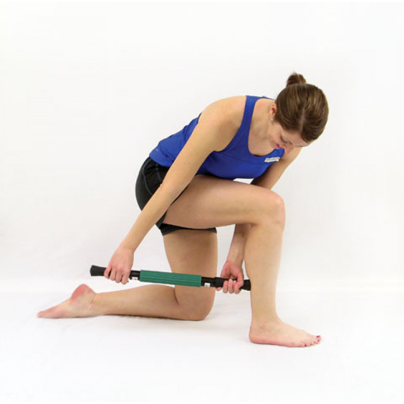 Roller Massager+ Lower Calf Trigger Point Release