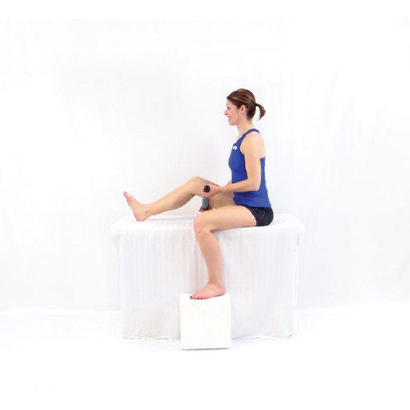 Roller Massager+ Neutral Hamstring Release