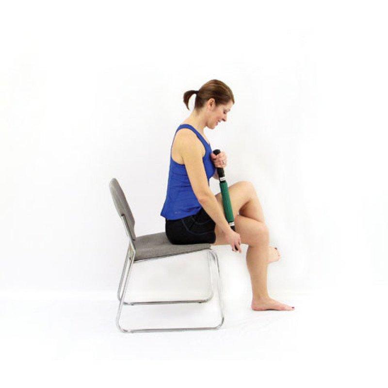 Roller Massager+ Elongated IT Band Release