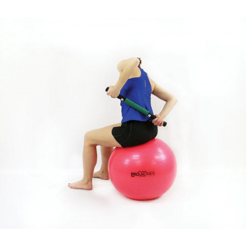 Roller Massager+ Elongated Quadratus Lumborum Release