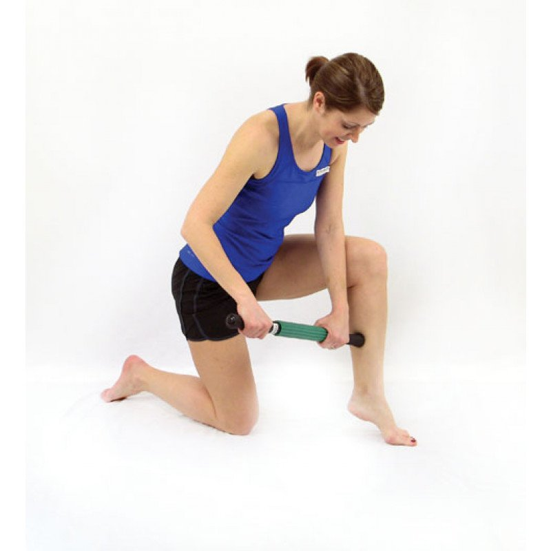 Roller Massager+ Posterior Tib Trigger Point Release