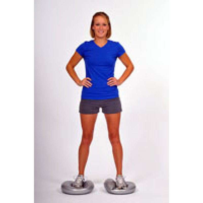 Thera-Band Stability Disc Bilateral Balance