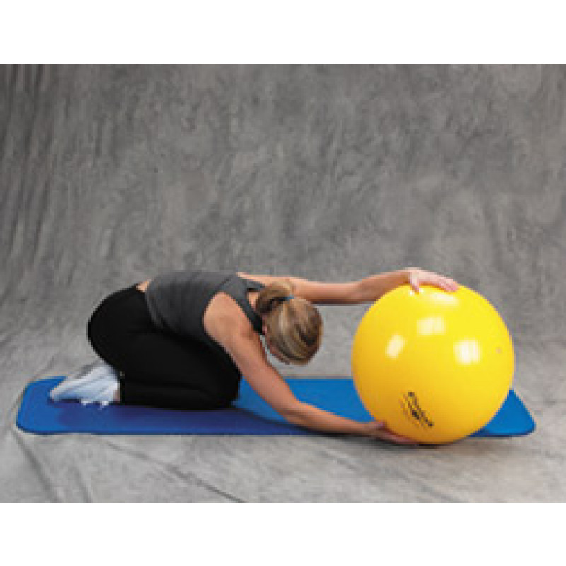Pro Series Exercise Ball Thoracic Stretch
