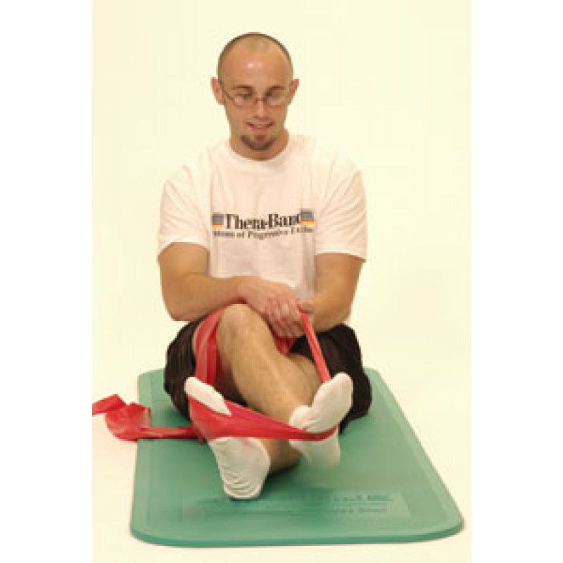 Thera-Band Ankle Inversion