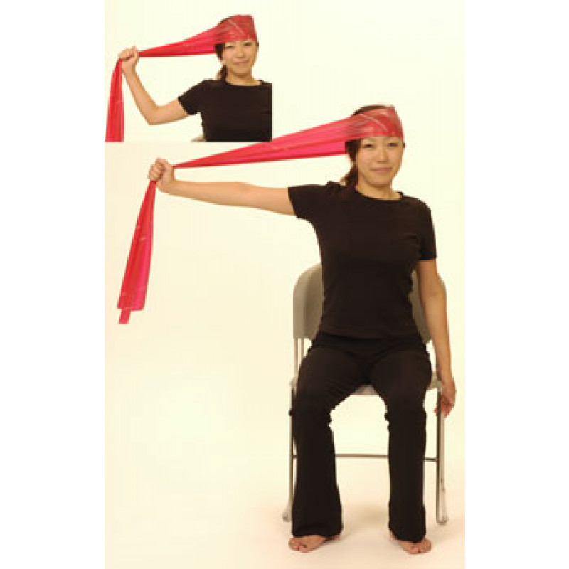 Thera-Band Cervical Sidebending Isometric