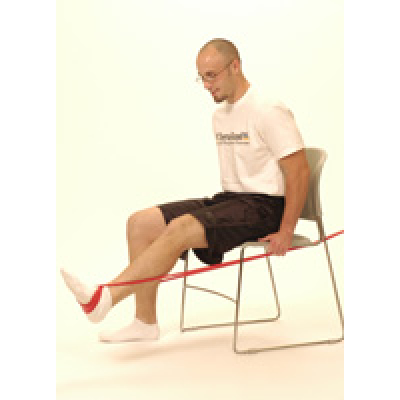 Thera-Band Knee Extension