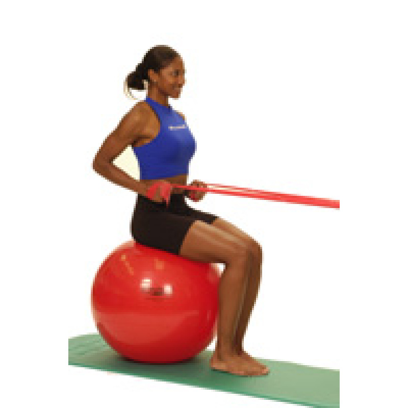 Thera-Band Shoulder Seated Row