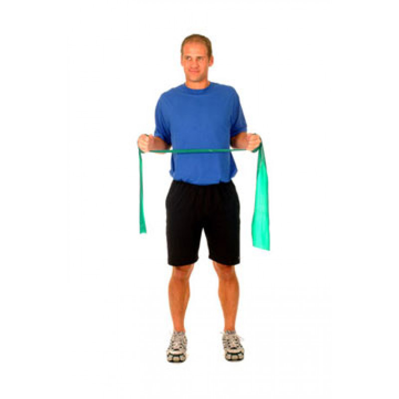 Thera-Band Shoulder Scapular Retraction (at 0)