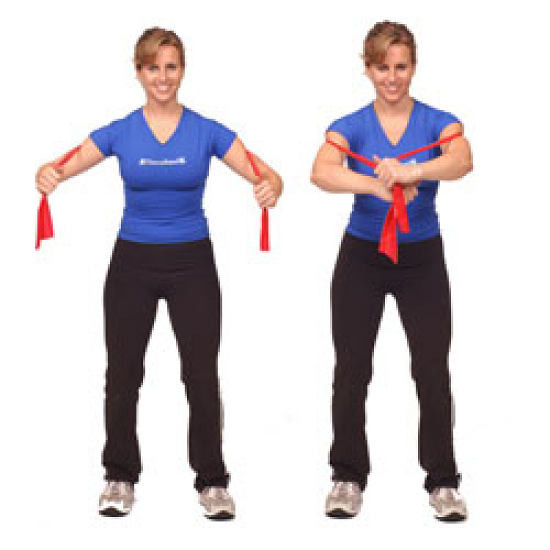 Thera-Band Shoulder Serratus Dynamic Hug
