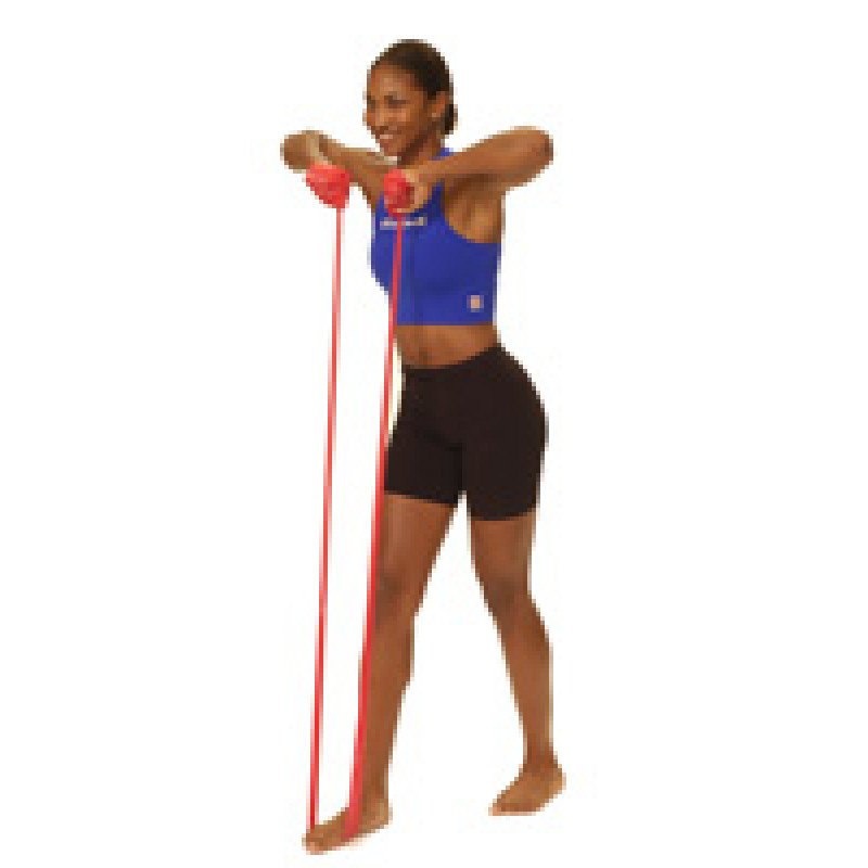 Thera-Band Shoulder Upright Row