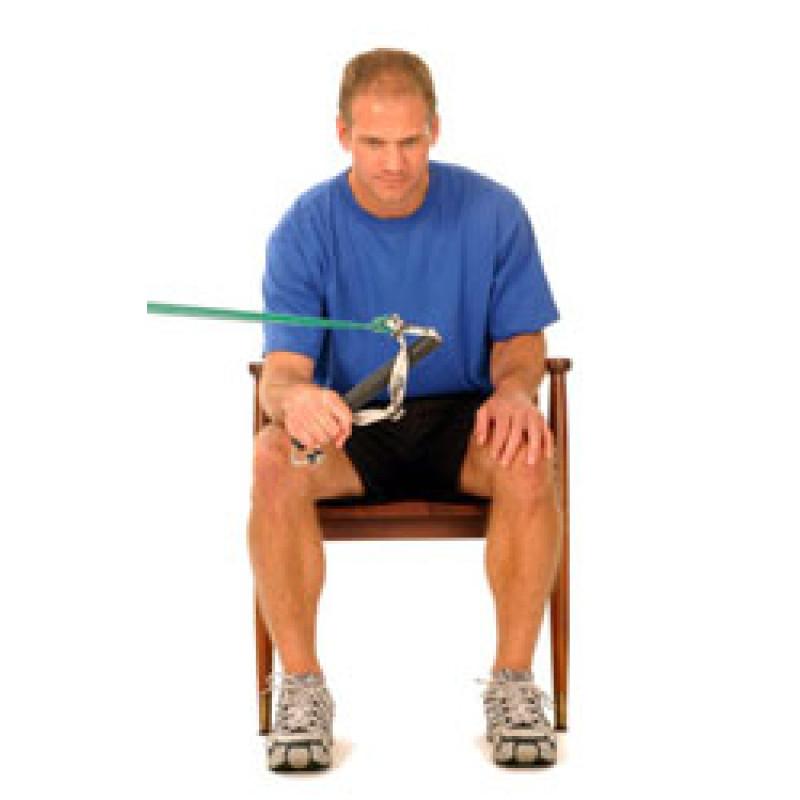 Thera-Band Wrist/Forearm Pronation (Sports Handle)