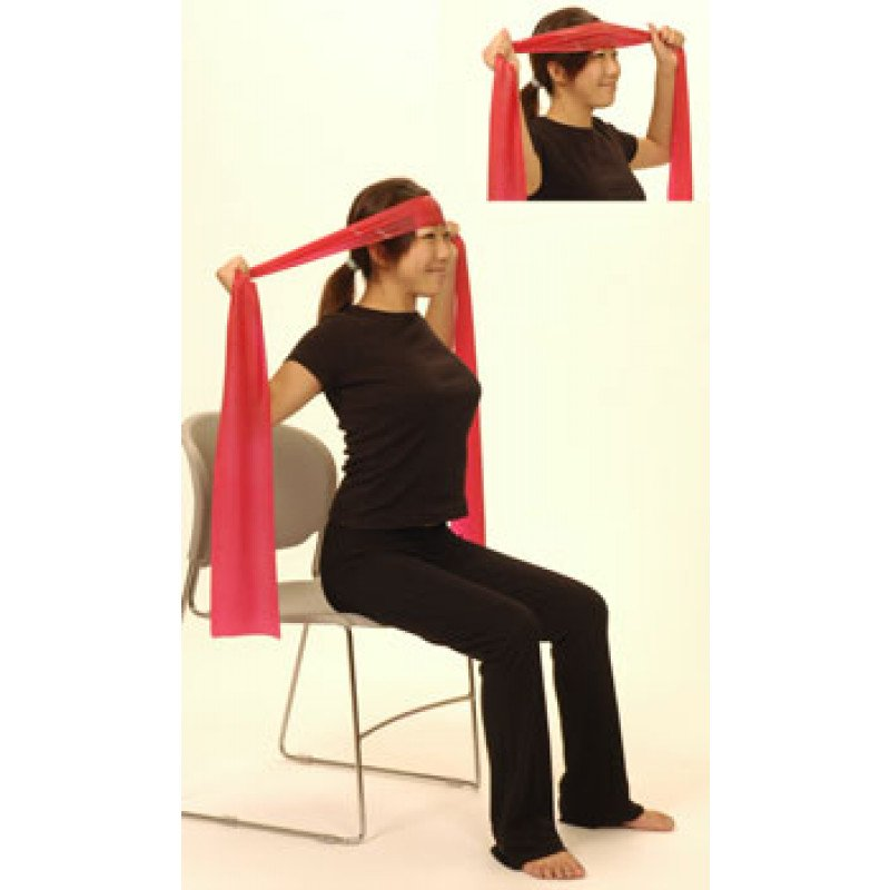 Thera-Band Cervical Flexion Isometric