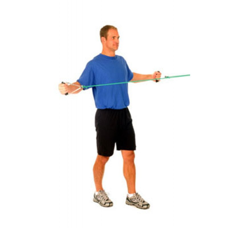 Thera-Band Shoulder Reverse Flies