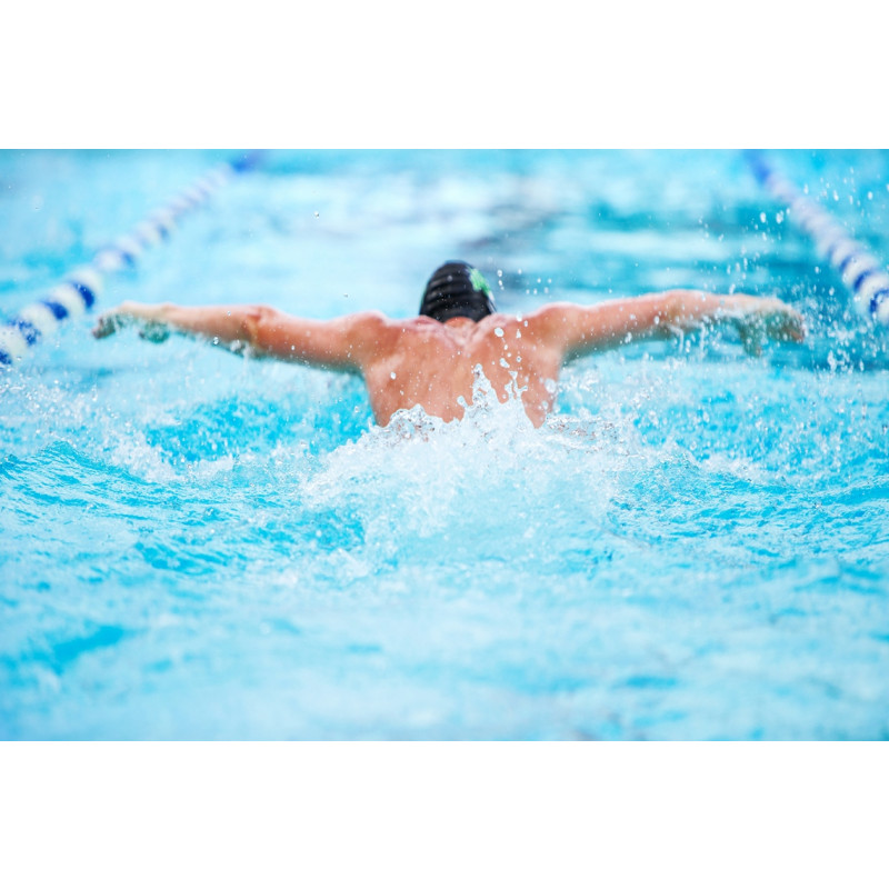 The Effects of an Exercise Intervention on Forward Head and Rounded Shoulder Postures in Elite Swimmers