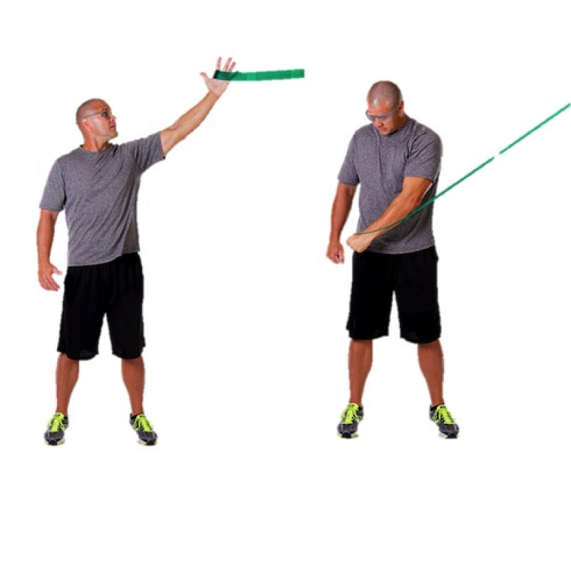 TheraBand CLX Throwing Acceleration