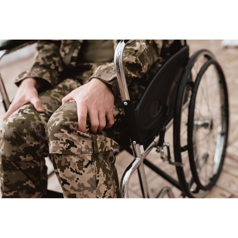 Veteran's chronic pain