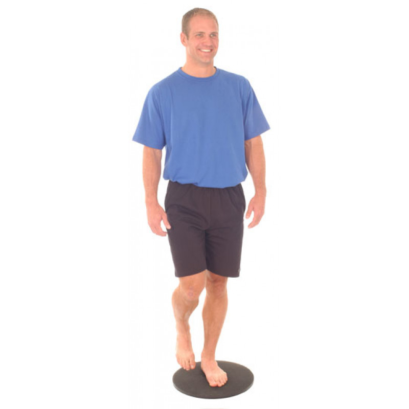 Thera-Band Wobble Board 1 leg balance