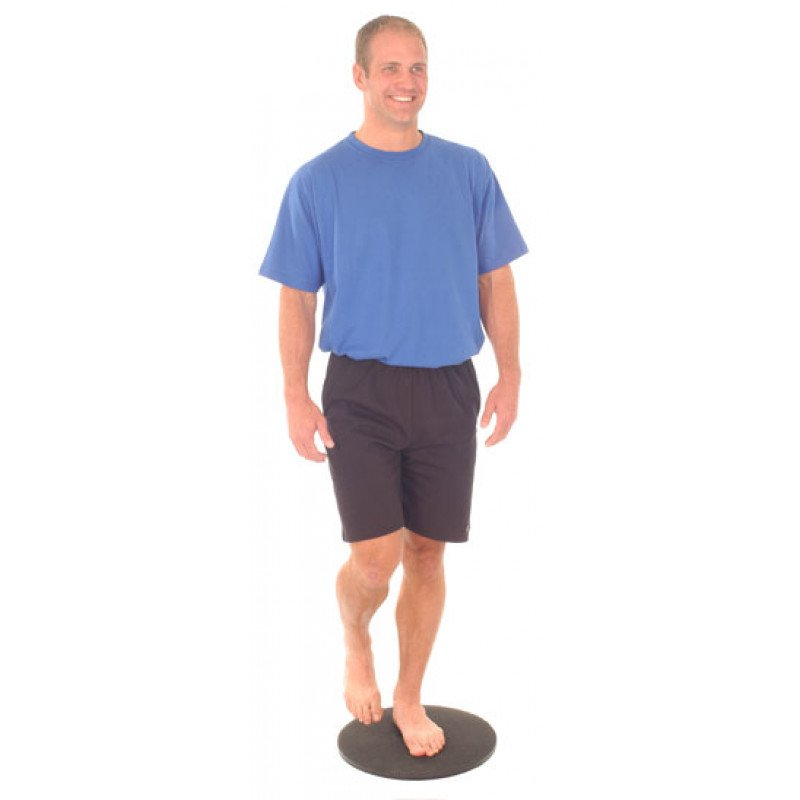 Thera-Band Wobble Board 1 leg balance