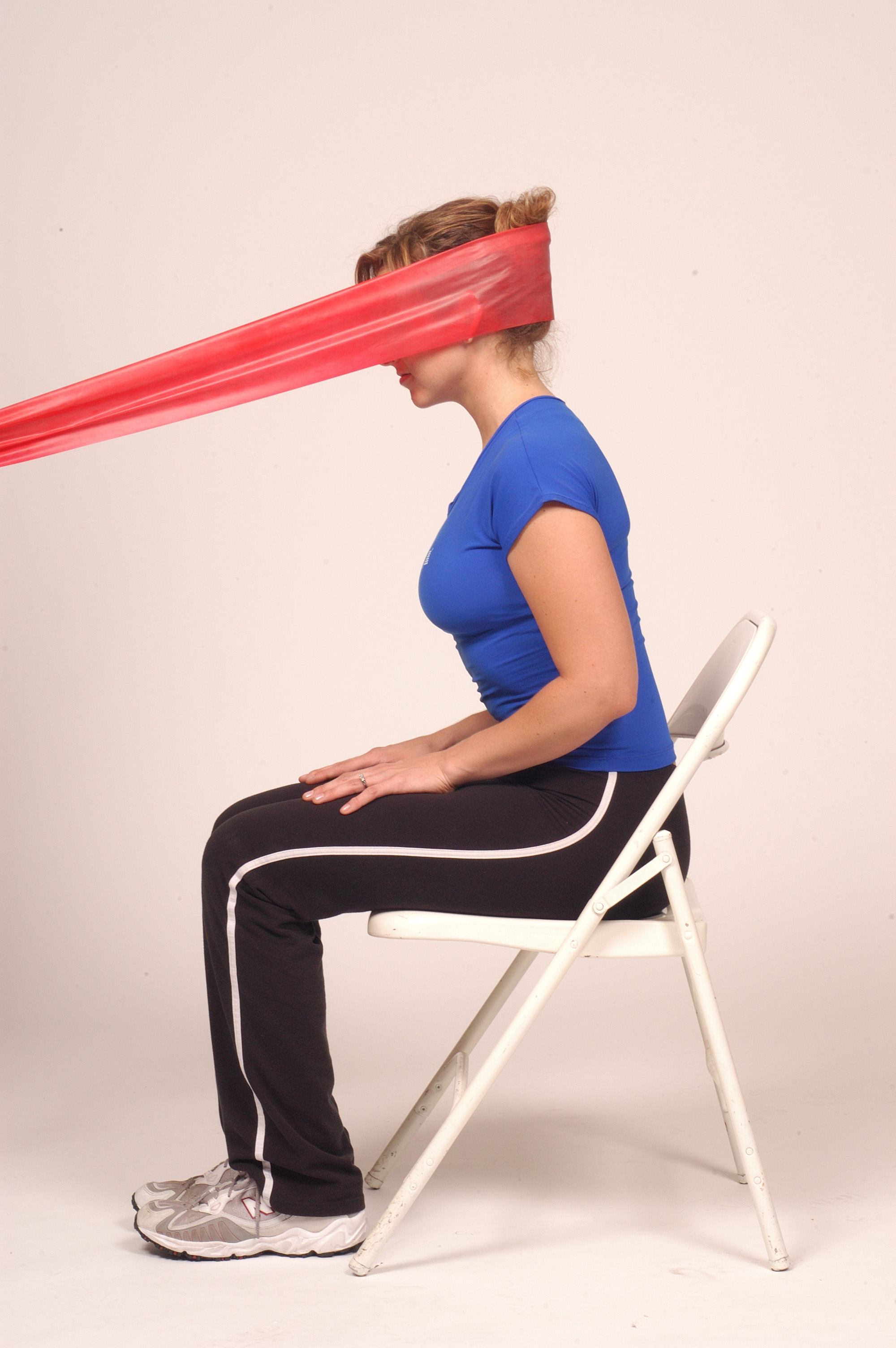 Thera-Band exercise protocol for chronic neck pain ...