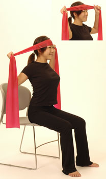 Thera Band Cervical Flexion Isometric Performance Health