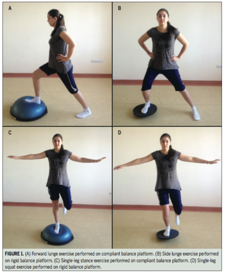 Balance Board Exercises For Back: Stand Strong With Our Most Popular Ankle Exercises