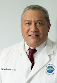 Dr. Drew Contreras Headshot