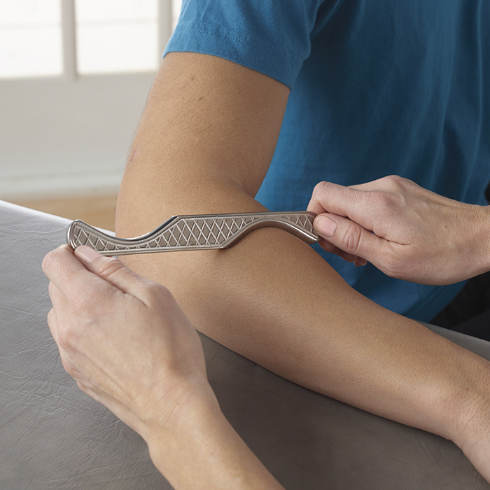 An Instrument Assisted Soft Tissue Mobilization IASTM Tool