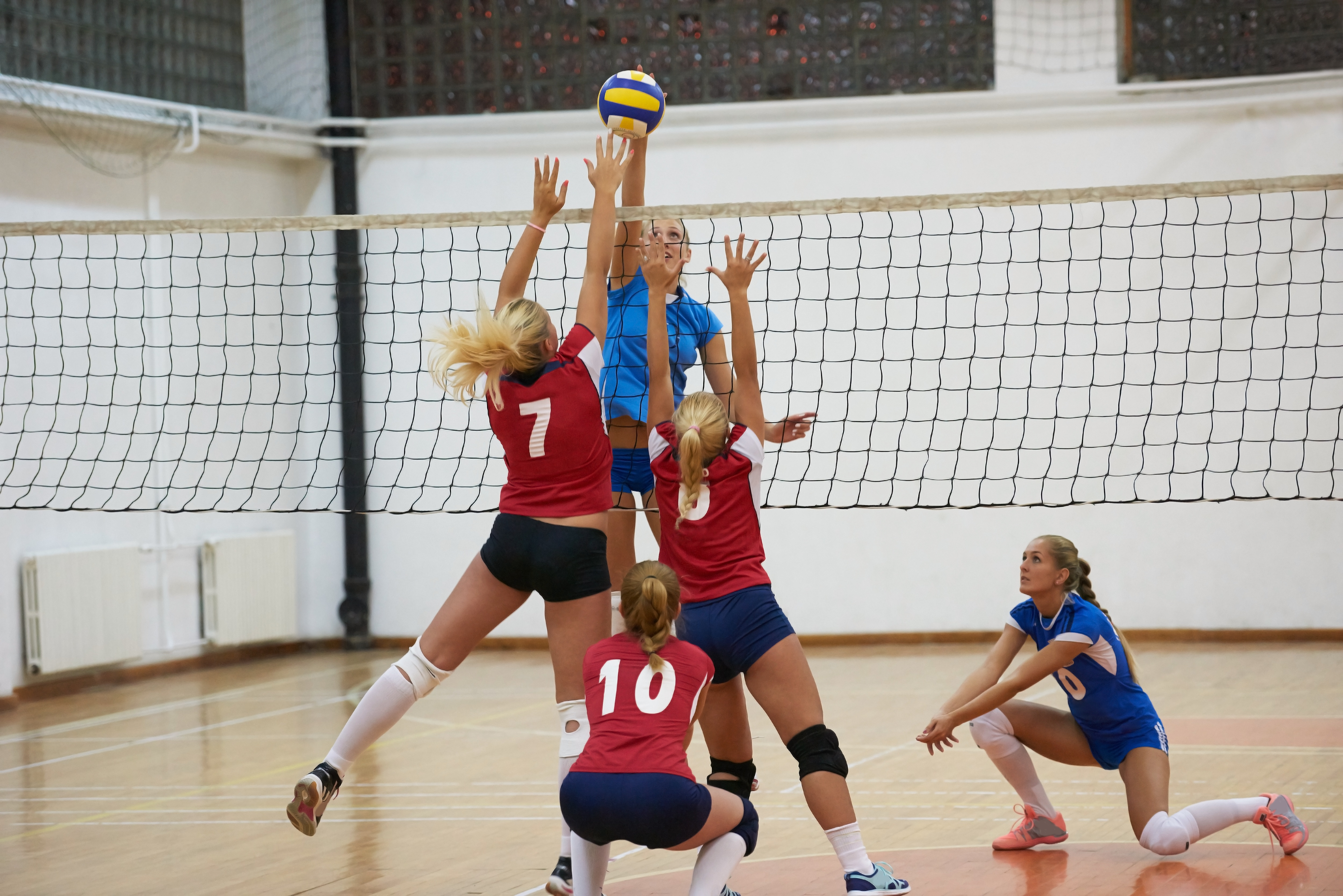 Ankle Injuries in Volleyball