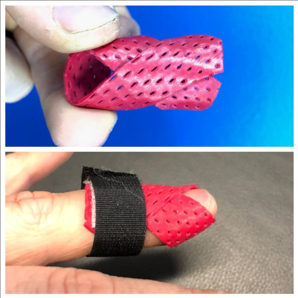 Finger Wrap