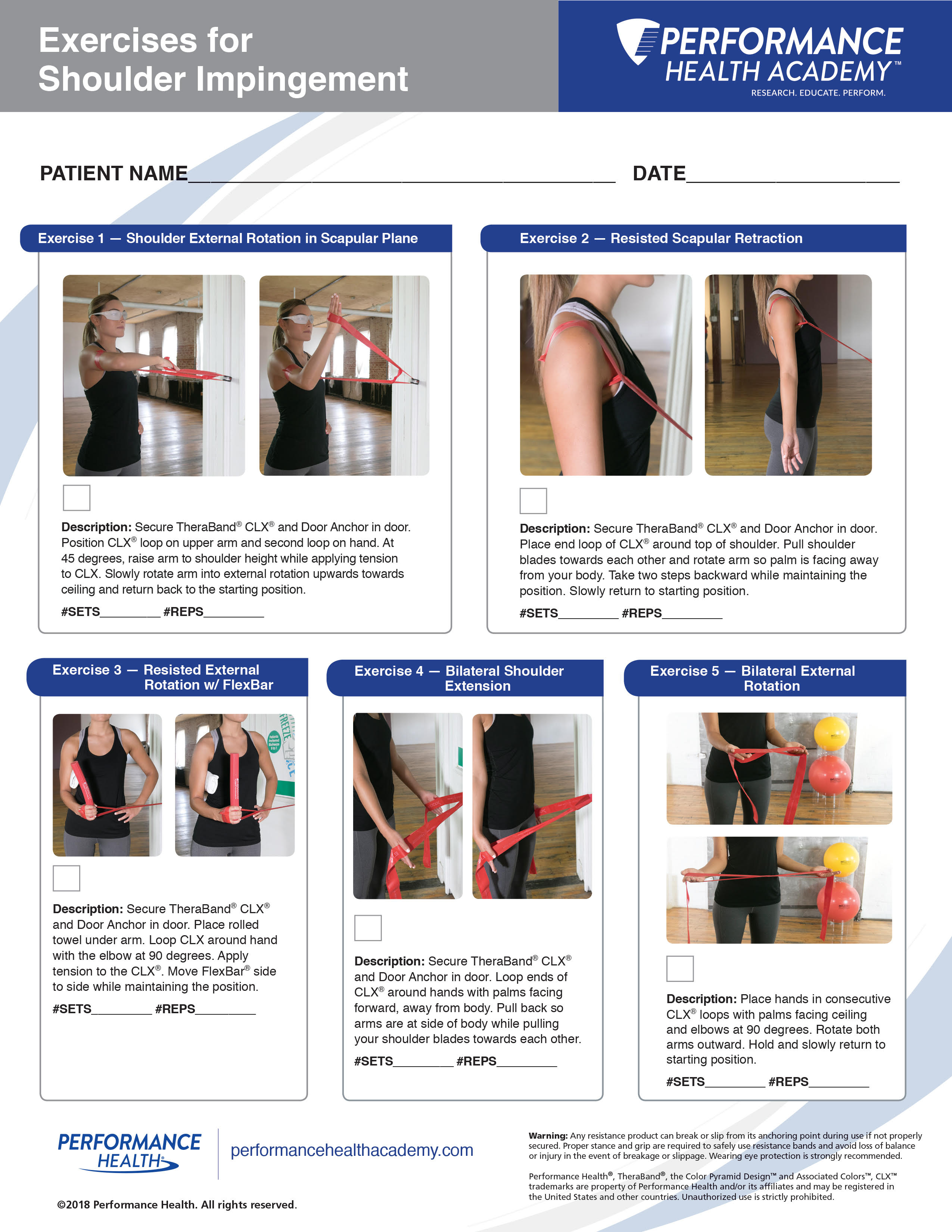 Exercises for Rotator Cuff