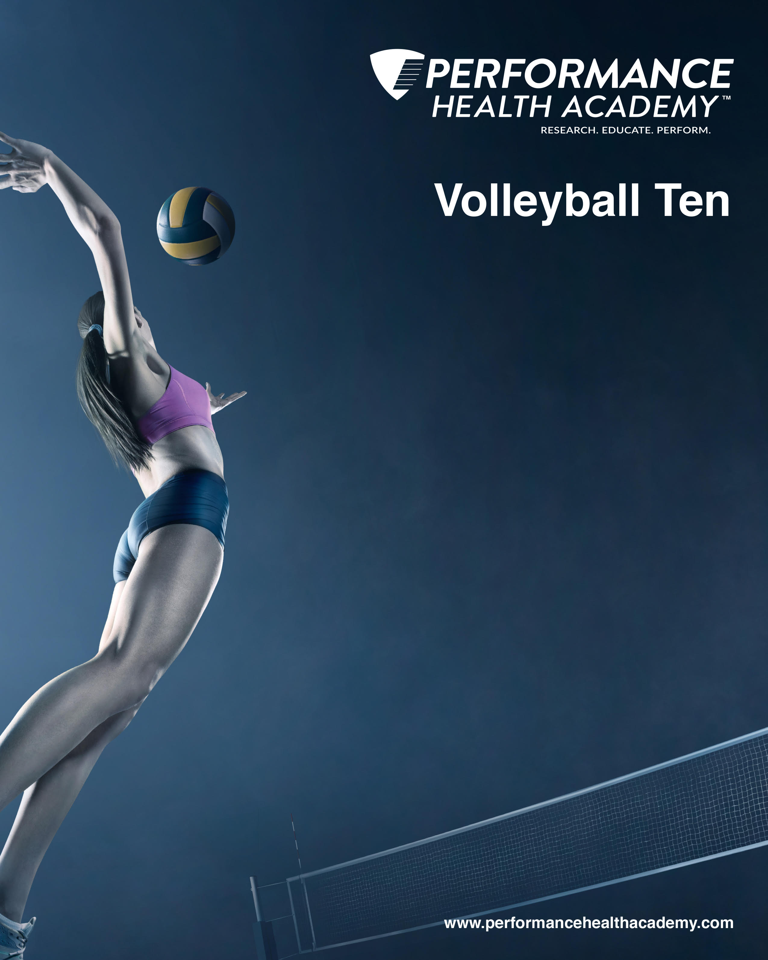 Volleyball Ten